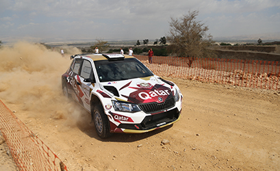 JORDAN NATIONAL RALLIES